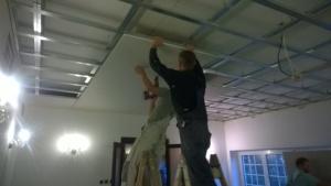 Oprava hurdiskového stropu
